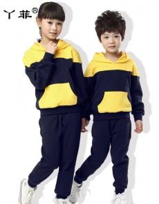 8014-黄色小学