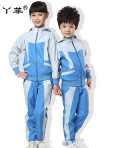 9019-蓝色小学